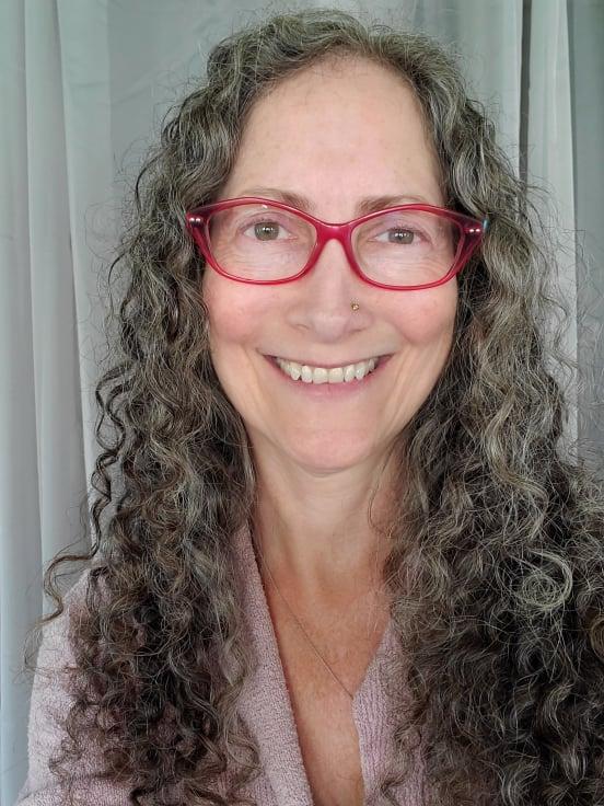 Sheryl Rapée-Adams, Copyeditor (headshot)